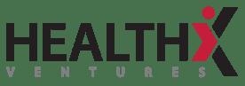 HealthX Ventures transparent logo
